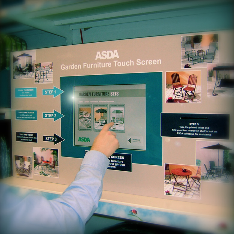 Remote digital content for retail h squared ltd - Asda stores ltd head office ...