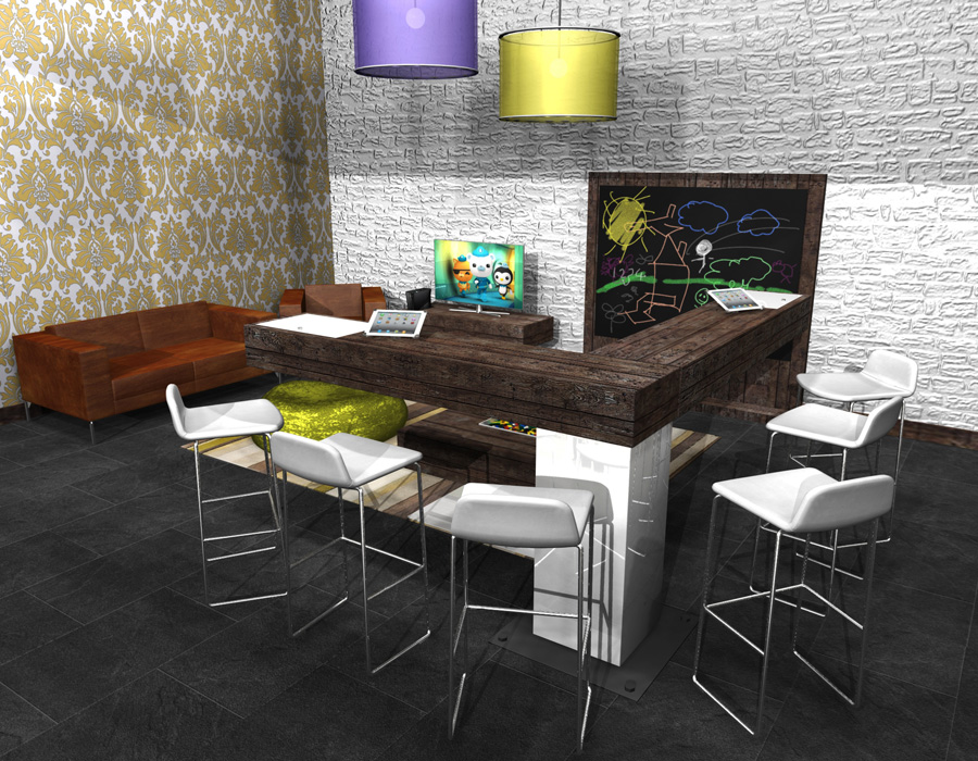 H Squared Home Design Part - 45: Retail Store: Design To Reality - H Squared Ltd