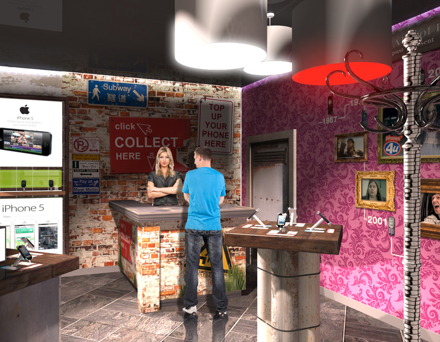 H Squared Home Design Part - 48: Retail Store: Design To Reality - H Squared Ltd