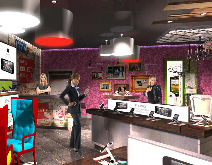H Squared Home Design Part - 50: Retail Store: Design To Reality - H Squared Ltd