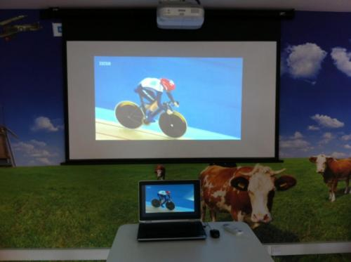 H2 Projector